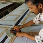 MarigoldStyle - artisan hand block printing Juhi design border