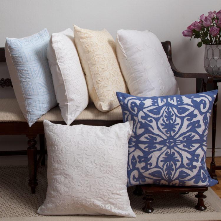 MarigoldStyle applique pillow covers