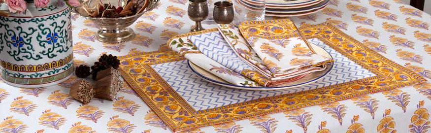 Juhi Table Linens